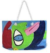 Improvisation Weekender Tote Bag