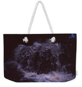 In A Bahian Waterfall Weekender Tote Bag
