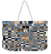 In A Fog Weekender Tote Bag