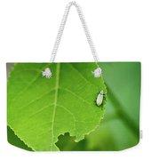In A  Green World  Weekender Tote Bag