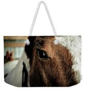 In A Horse's Eye Weekender Tote Bag