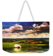 In A Land Far Away Weekender Tote Bag
