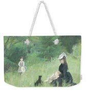 In A Park Weekender Tote Bag
