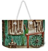 In Another Time Weekender Tote Bag