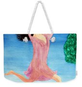 In Between Heaven And Earth Weekender Tote Bag