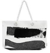 In Between Stage- Abstract Art By Linda Woods Weekender Tote Bag