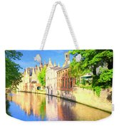 In Bruges Weekender Tote Bag