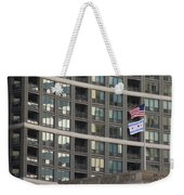In Chicago Weekender Tote Bag