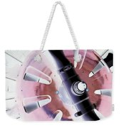 In Color Abstract 12 Weekender Tote Bag