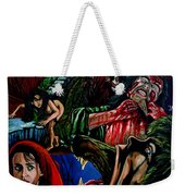 The Company Of Wolves Weekender Tote Bag