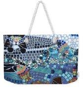 In Dreams Of Ricky Bobbie And Me In Cayman Islands Weekender Tote Bag