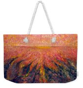 In Far Road Weekender Tote Bag