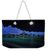 In For The Night At Empire Ranch Weekender Tote Bag