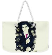 In From The Cold - Spy Weekender Tote Bag