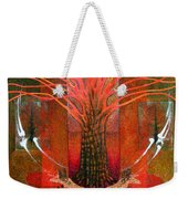 In Garden Weekender Tote Bag