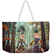 In Harmony With Nature Weekender Tote Bag