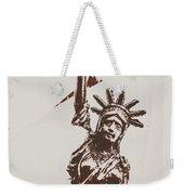 In Liberty Of New York Weekender Tote Bag