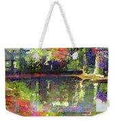 In Love With Patterns Weekender Tote Bag