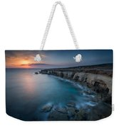 In Love With The Sun Weekender Tote Bag