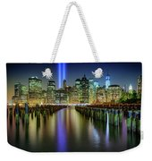 In Memoriam Weekender Tote Bag