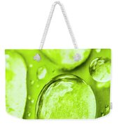 In Natural Macro Weekender Tote Bag