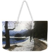 In Nature Long 1 Weekender Tote Bag
