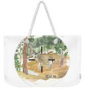 In Range Weekender Tote Bag