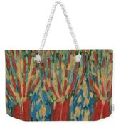 In Reversal Weekender Tote Bag