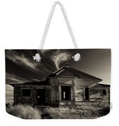 In Ruin Weekender Tote Bag by Mike  Dawson