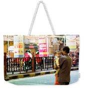 In Safe Hands Weekender Tote Bag