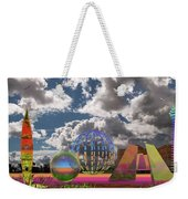 In Squillf Weekender Tote Bag