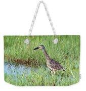 In Tall Grasses Weekender Tote Bag