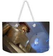 In The Ancient Temple Weekender Tote Bag