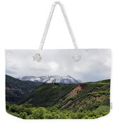 In The Back Country Weekender Tote Bag