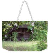 In The Back Woods Weekender Tote Bag