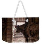 In The Barn Weekender Tote Bag