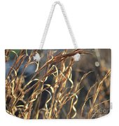 In The Beauty Of Morning Weekender Tote Bag