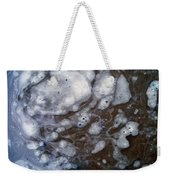 In The Beginning - Creationism Expressionism Weekender Tote Bag