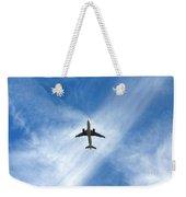 In The Cloud X Zone Weekender Tote Bag