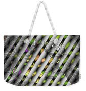 In The Cracks Weekender Tote Bag