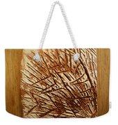 In The Dark - Tile Weekender Tote Bag
