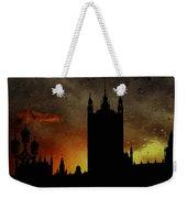 In The Dark Weekender Tote Bag