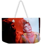 In The Dark N In The Light Weekender Tote Bag