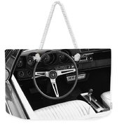 In The Driver's Seat 2 Weekender Tote Bag