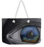 In The Eye Of The Beholder Weekender Tote Bag