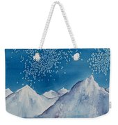 In The Far North Weekender Tote Bag