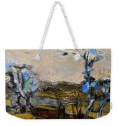 In The Field 30 Weekender Tote Bag