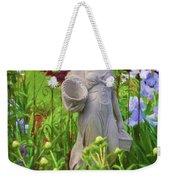 In The Flower Garden Weekender Tote Bag