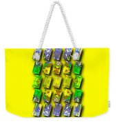 In The Fractured Gardens Weekender Tote Bag