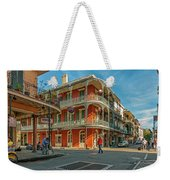 In The French Quarter - 3 Weekender Tote Bag
